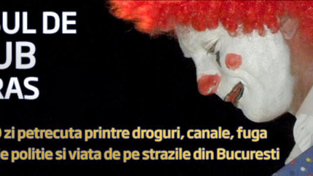 Interviu cu Andrei, ziua circar,noaptea aurolac:Mama stie ca sunt in Bucuresti, nu ca stau pe strada