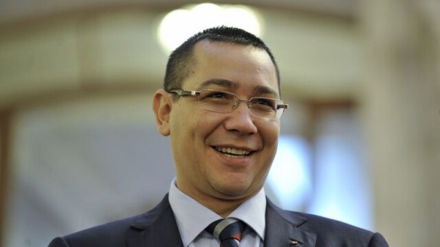 Victor Ponta: PSD sustine o reforma electorala care sa permita votul \