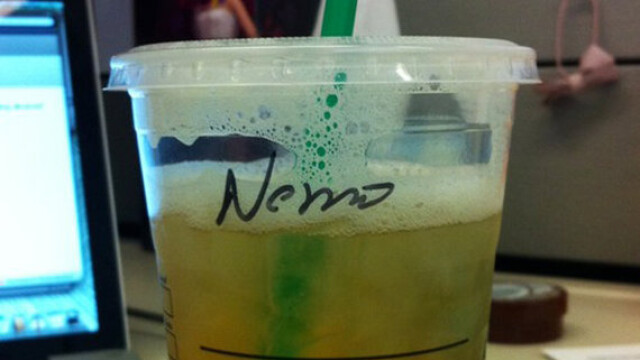 Topul celor mai haioase nume scrise gresit pe paharele de la Starbucks - Imaginea 5