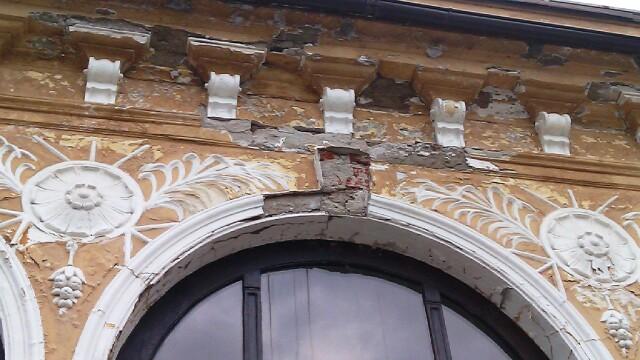 Cazinoul din Arad a ajuns in paragina. Vezi cum arata cladirea declarata monument istoric - Imaginea 5