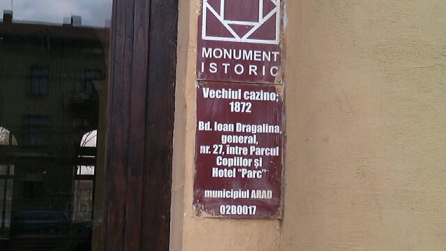 Cazinoul din Arad a ajuns in paragina. Vezi cum arata cladirea declarata monument istoric - Imaginea 6