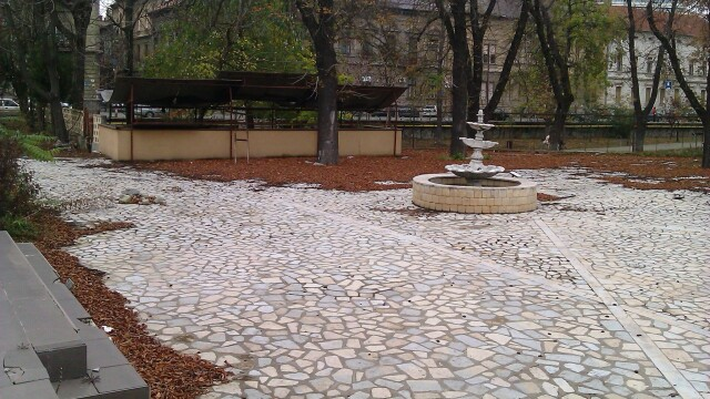 Cazinoul din Arad a ajuns in paragina. Vezi cum arata cladirea declarata monument istoric - Imaginea 11
