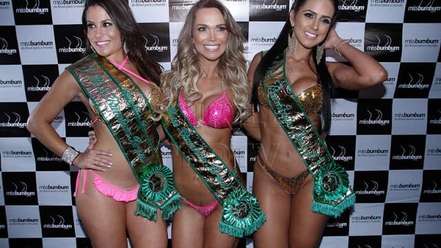 Cum arata tanara care a castigat concursul pentru cel mai frumos posterior din Brazilia. FOTO - Imaginea 4