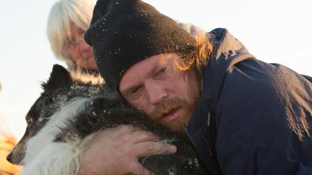 Povestea unei regasiri. Si-a salvat cainele pe care il credea mort de sub daramaturi, dupa o zi - Imaginea 2