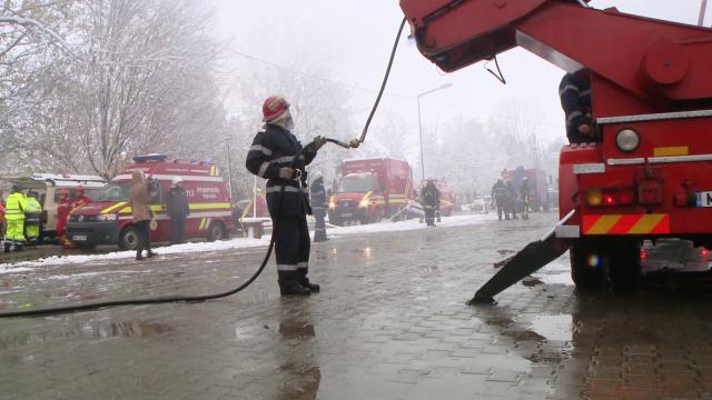 Scenariu de cosmar. De ce au sunat sirenele la Timisoara si s-au mobilizat fortele de interventie - Imaginea 8