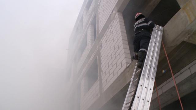 Scenariu de cosmar. De ce au sunat sirenele la Timisoara si s-au mobilizat fortele de interventie - Imaginea 9