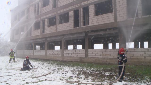 Scenariu de cosmar. De ce au sunat sirenele la Timisoara si s-au mobilizat fortele de interventie - Imaginea 11