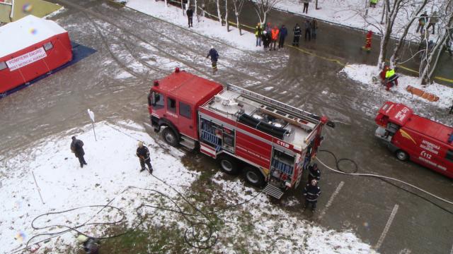 Scenariu de cosmar. De ce au sunat sirenele la Timisoara si s-au mobilizat fortele de interventie - Imaginea 14