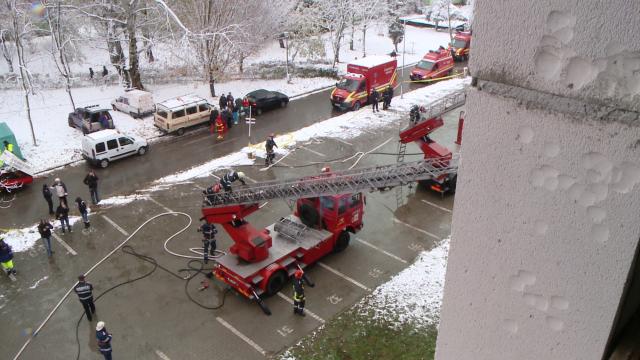 Scenariu de cosmar. De ce au sunat sirenele la Timisoara si s-au mobilizat fortele de interventie - Imaginea 15