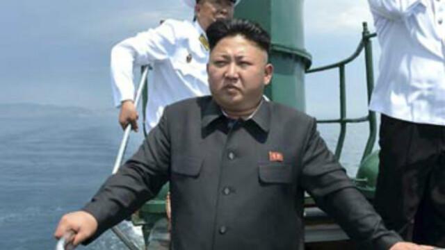 Presa rusa: Coreea de Nord a lansat un submarin capabil sa transporte rachete balistice