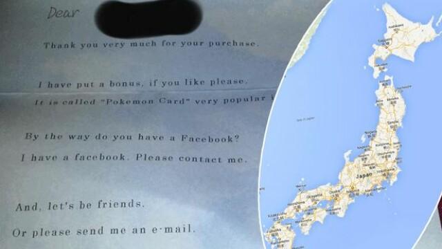 A facut o comanda pe eBay. Ce a gasit barbatul in coletul venit tocmai din Japonia. FOTO