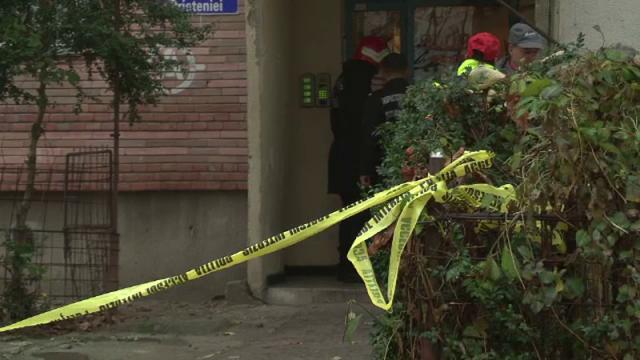 Un mort si doi politisti raniti, intr-o explozie in Botosani. Cei doi incercau sa il convinga pe barbat sa nu se sinucida