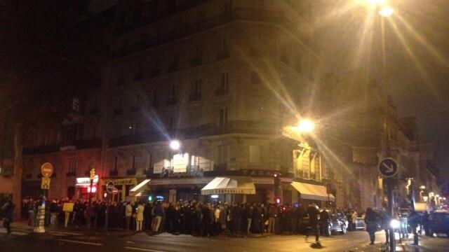 ALEGERI PREZIDENTIALE 2014. Peste 360.000 de voturi s-au inregistrat in diaspora pana la ora 23. Revolte la Paris si Torino - Imaginea 5