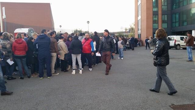 ALEGERI PREZIDENTIALE 2014. Peste 360.000 de voturi s-au inregistrat in diaspora pana la ora 23. Revolte la Paris si Torino - Imaginea 16