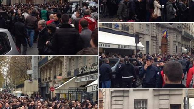 ALEGERI PREZIDENTIALE 2014. Peste 360.000 de voturi s-au inregistrat in diaspora pana la ora 23. Revolte la Paris si Torino - Imaginea 31