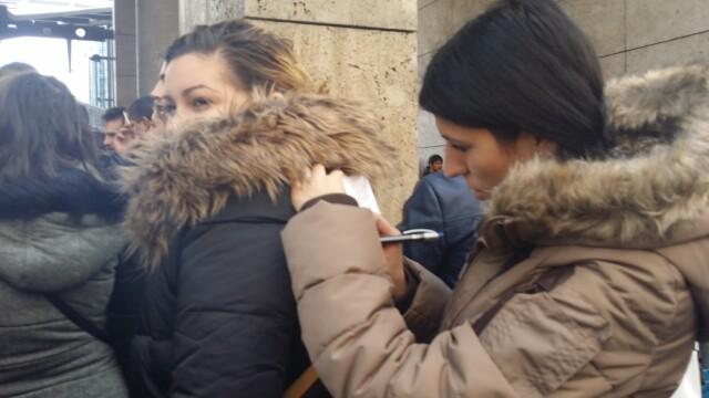 ALEGERI PREZIDENTIALE 2014. Peste 360.000 de voturi s-au inregistrat in diaspora pana la ora 23. Revolte la Paris si Torino - Imaginea 58