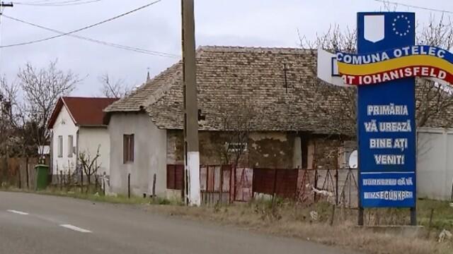 Satul din Romania care-si imparte numele cu noul presedinte: Iohanisfeld. Sperantele locuitorilor ce traiesc ca-n Evul Mediu