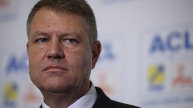 Klaus Iohannis a castigat procesul de incompatibilitate cu ANI. Reactia presedintelui dupa decizia definitiva