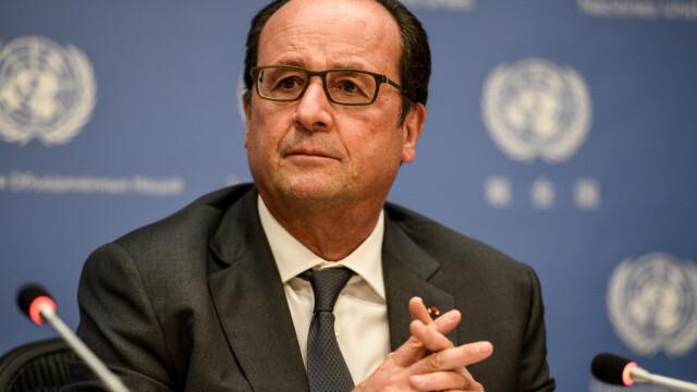 Mesajul lui Francois Hollande pentru Iohannis dupa tragedia din Colectiv. \