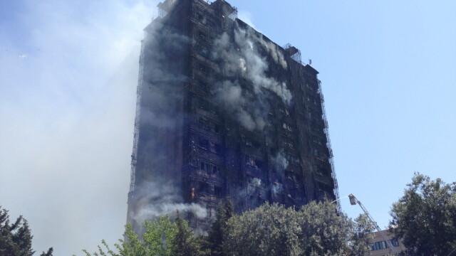 Ne riscam viata chiar si in propriile locuinte. Cum ard blocurile izolate termic cu polistiren. VIDEO - Imaginea 2