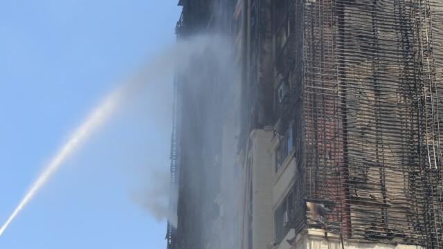 Ne riscam viata chiar si in propriile locuinte. Cum ard blocurile izolate termic cu polistiren. VIDEO - Imaginea 3