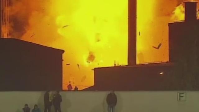 Explozia de la moara din Brasov a facut a treia victima. O femeie de 51 de ani, in stare critica, a murit in spital