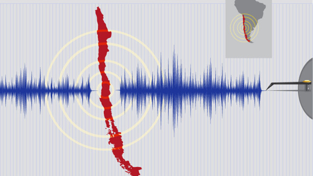 Cutremur de 6,8 grade, in Chile. In aceeasi zona a avut loc un seism devastator acum 2 luni