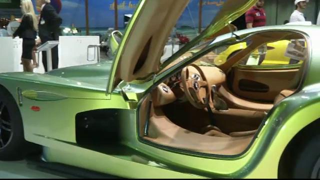 masina targ Dubai