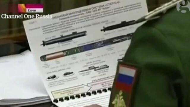 O televiziune din Rusia a prezentat date despre o \