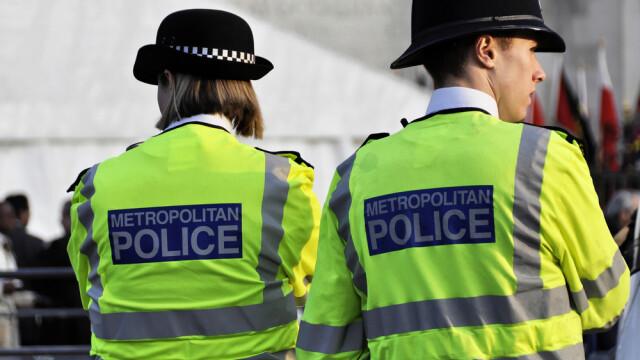 politie Londra - Shutterstock