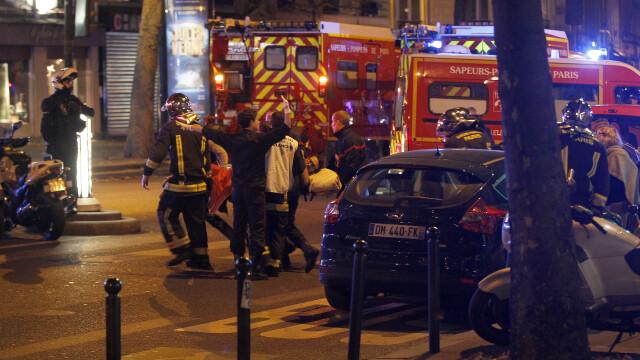 atentate Paris - Getty