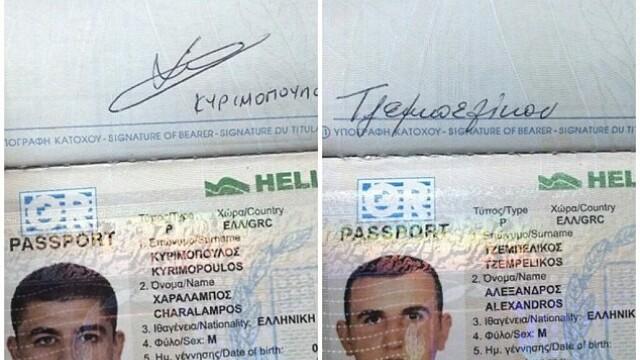 Sase sirieni cu pasapoarte grecesti furate si falsificate, arestati in America Centrala. Barbatii erau in drum spre SUA - Imaginea 1