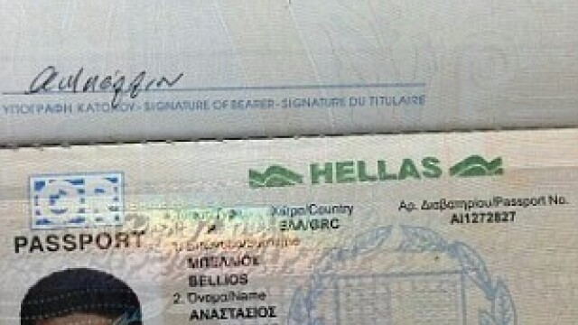 Sase sirieni cu pasapoarte grecesti furate si falsificate, arestati in America Centrala. Barbatii erau in drum spre SUA - Imaginea 3