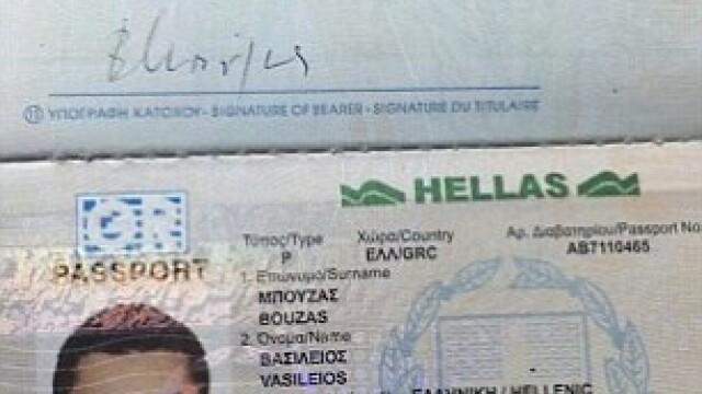 Sase sirieni cu pasapoarte grecesti furate si falsificate, arestati in America Centrala. Barbatii erau in drum spre SUA - Imaginea 4