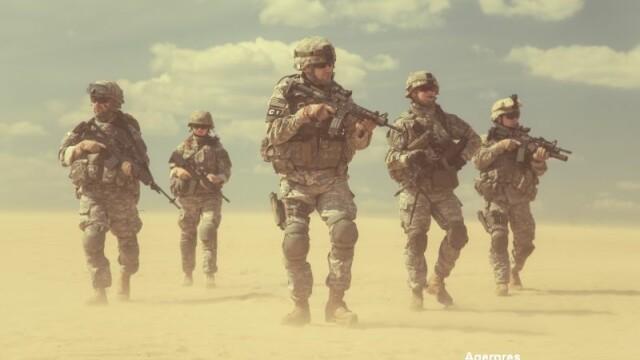 Statele Unite isi vor trimite soldatii de elita in Siria \