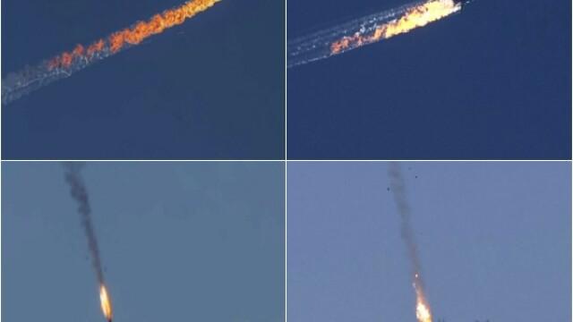 piloti avion rusesc doborat