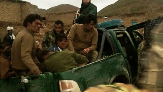 ostatici moldoveni in Afganistan