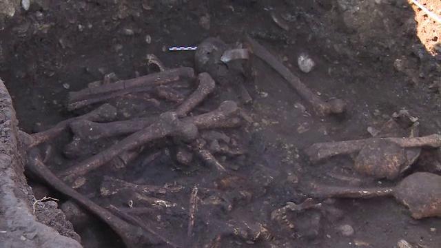 Arheologii chinezi, uimiți de o descoperire făcută într-un mormânt de 4.500 de ani