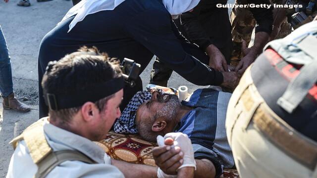 Jurnalul unui corespondent CNN de razboi, in timpul atacului irakian asupra orasului Mosul, ocupat de Statul Islamic - Imaginea 2