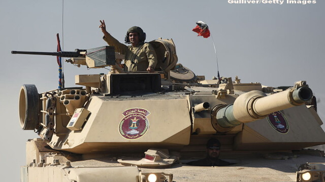 Jurnalul unui corespondent CNN de razboi, in timpul atacului irakian asupra orasului Mosul, ocupat de Statul Islamic - Imaginea 3