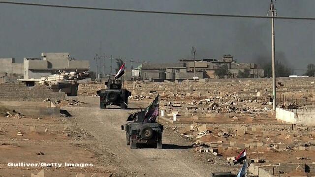 Jurnalul unui corespondent CNN de razboi, in timpul atacului irakian asupra orasului Mosul, ocupat de Statul Islamic - Imaginea 4