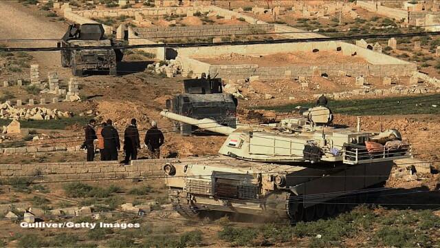 Jurnalul unui corespondent CNN de razboi, in timpul atacului irakian asupra orasului Mosul, ocupat de Statul Islamic - Imaginea 5