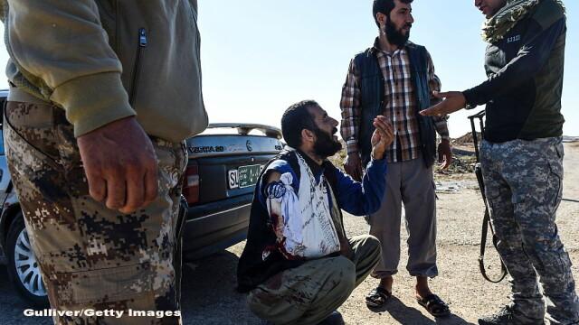 Jurnalul unui corespondent CNN de razboi, in timpul atacului irakian asupra orasului Mosul, ocupat de Statul Islamic - Imaginea 6