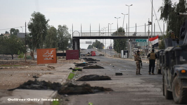 Jurnalul unui corespondent CNN de razboi, in timpul atacului irakian asupra orasului Mosul, ocupat de Statul Islamic - Imaginea 7