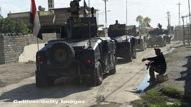 Jurnalul unui corespondent CNN de razboi, in timpul atacului irakian asupra orasului Mosul, ocupat de Statul Islamic - Imaginea 8