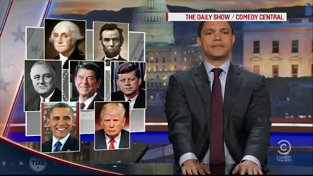 Donald Trump, tinta glumelor pentru realizatorii de talk-showuri din SUA. \
