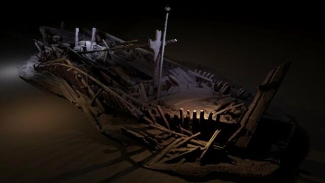 Descoperire in premiera in Marea Neagra: \
