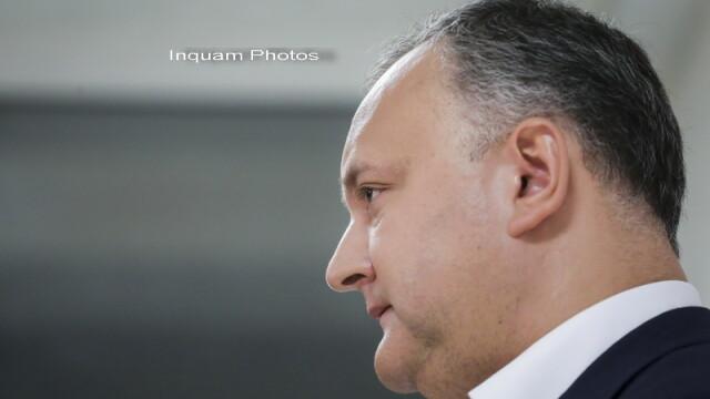 PORTRET. Cine e Igor Dodon, noul presedinte al R. Moldova. L-a amenintat pe T. Basescu cu retragerea cetateniei moldovenesti
