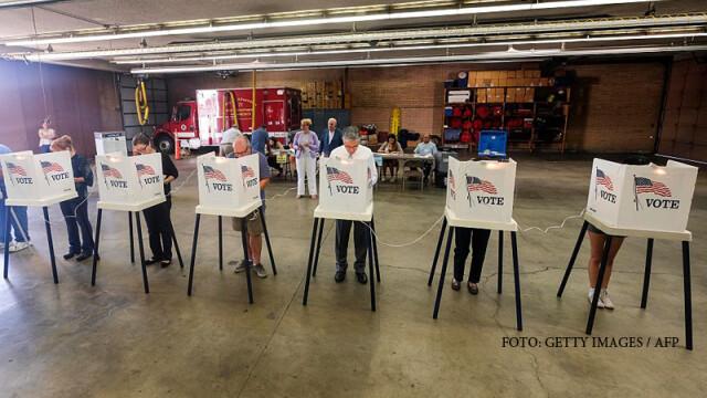 vot SUA, Alhambra, California