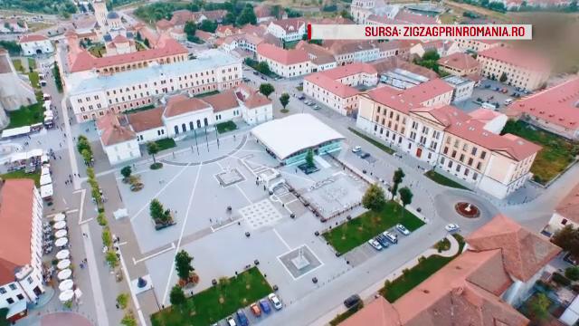 Avalansa de turisti in Alba Iulia de Ziua Nationala. Cat costa cazarea in zona si ce surprize promit autoritatile